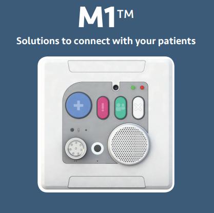 M1 nurse call ward