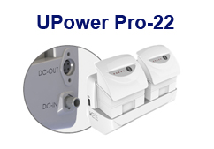 Onyx Upower Pro-22 lithium-ion battery from Micromax Health