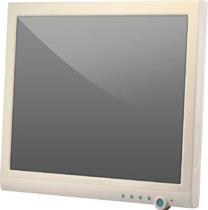 Ultra-slim design medical panel PC