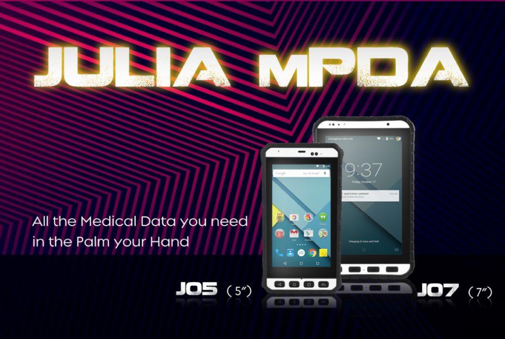 Onyx Mobile Medical Tablet - Medical Data